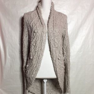Catos Cable Knit Cardigan